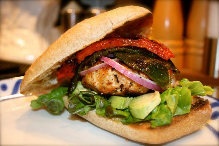 bbq-turkey-burger