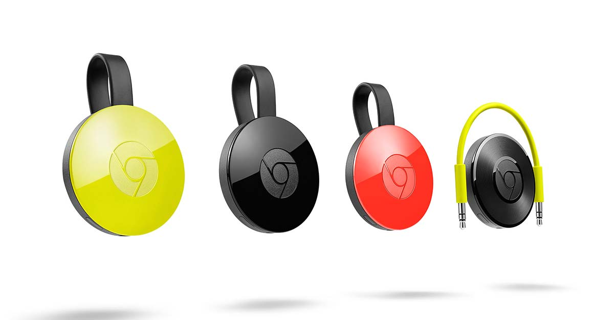 chromecast-family