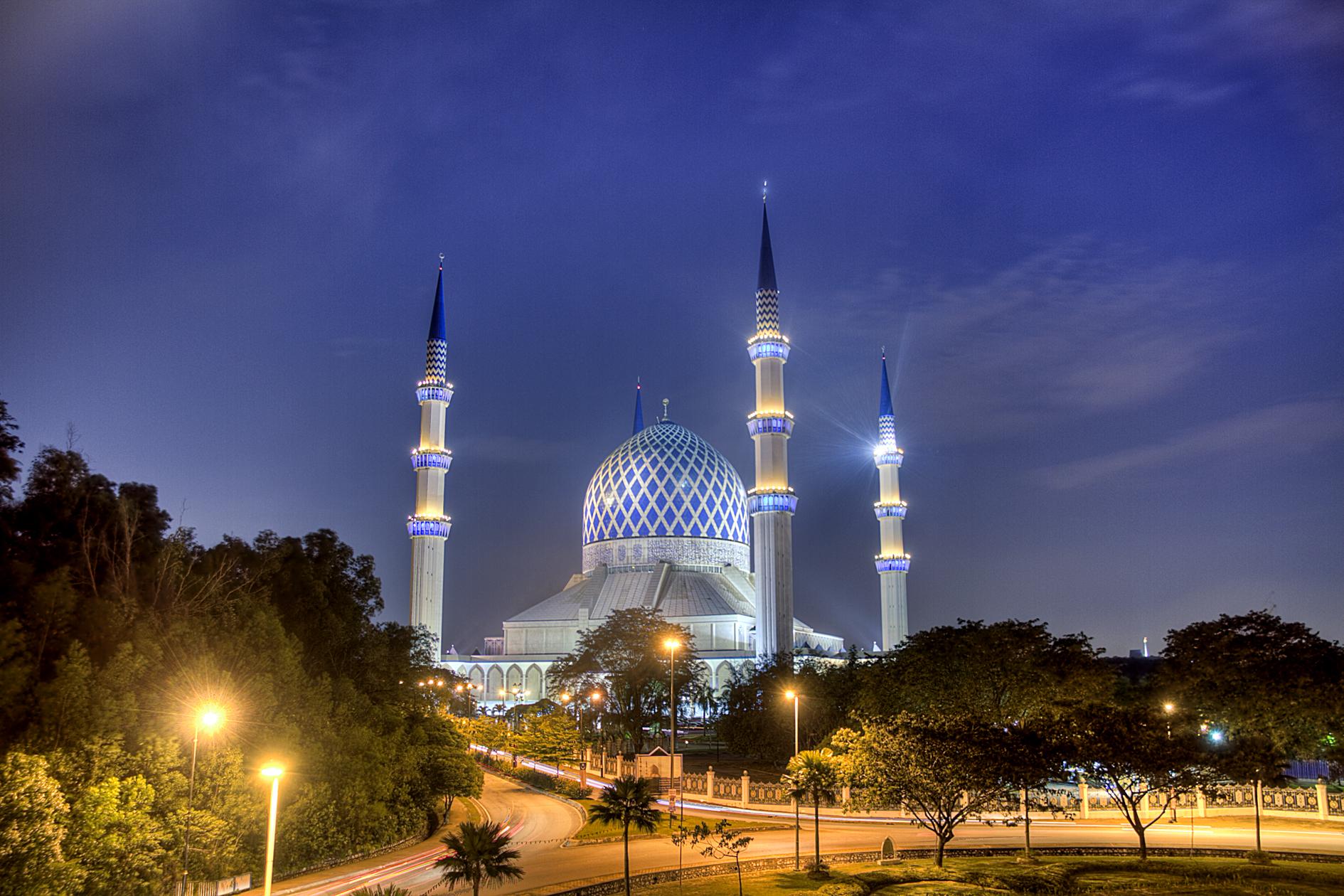 Masjid Sultan Salahuddin Abdul Aziz Shah - Wikipedia.