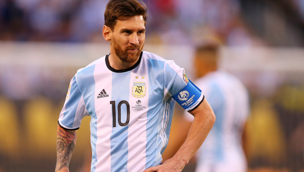 Argentina v Chile: Championship – Copa America Centenario