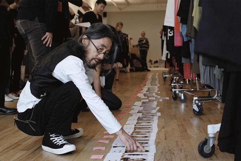 Yohji Yamamoto, pereka untuk siri Y-3