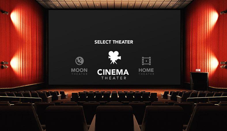 Oculus Theater untuk tonton filem