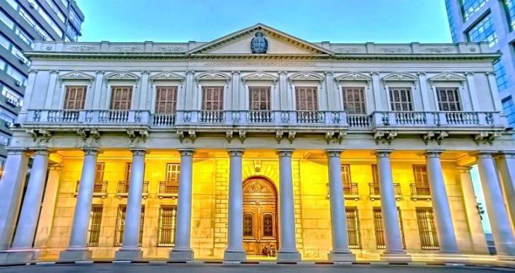 Rumah yang disediakan untuk presiden Uruguay