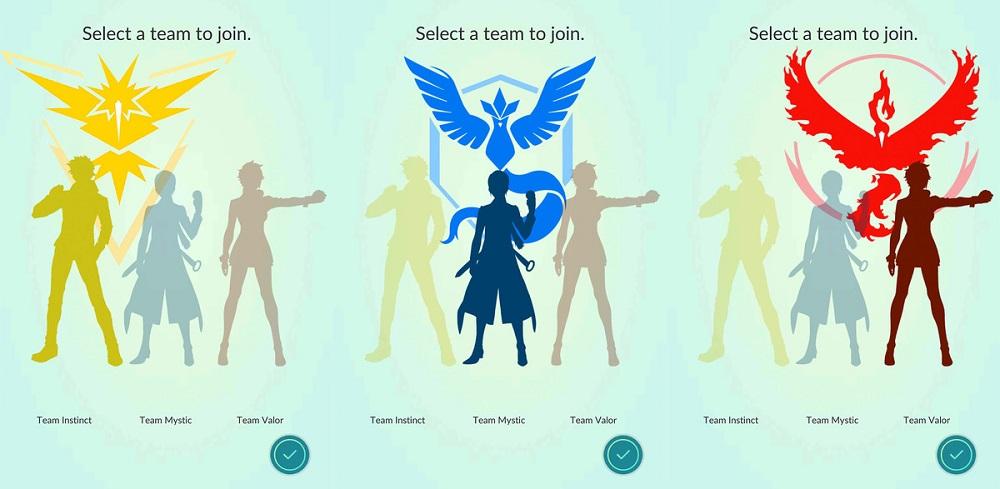 5 pokemon-teams
