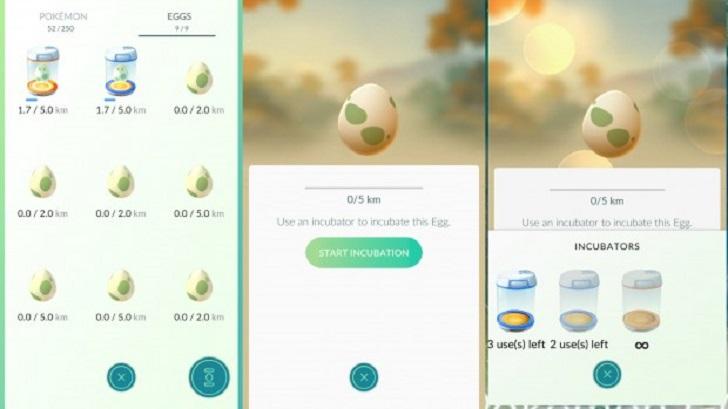 poke eggs