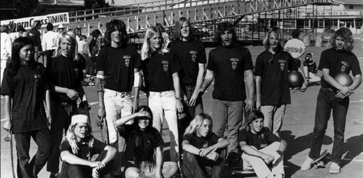The Zephyr Boys - Mid 1970s