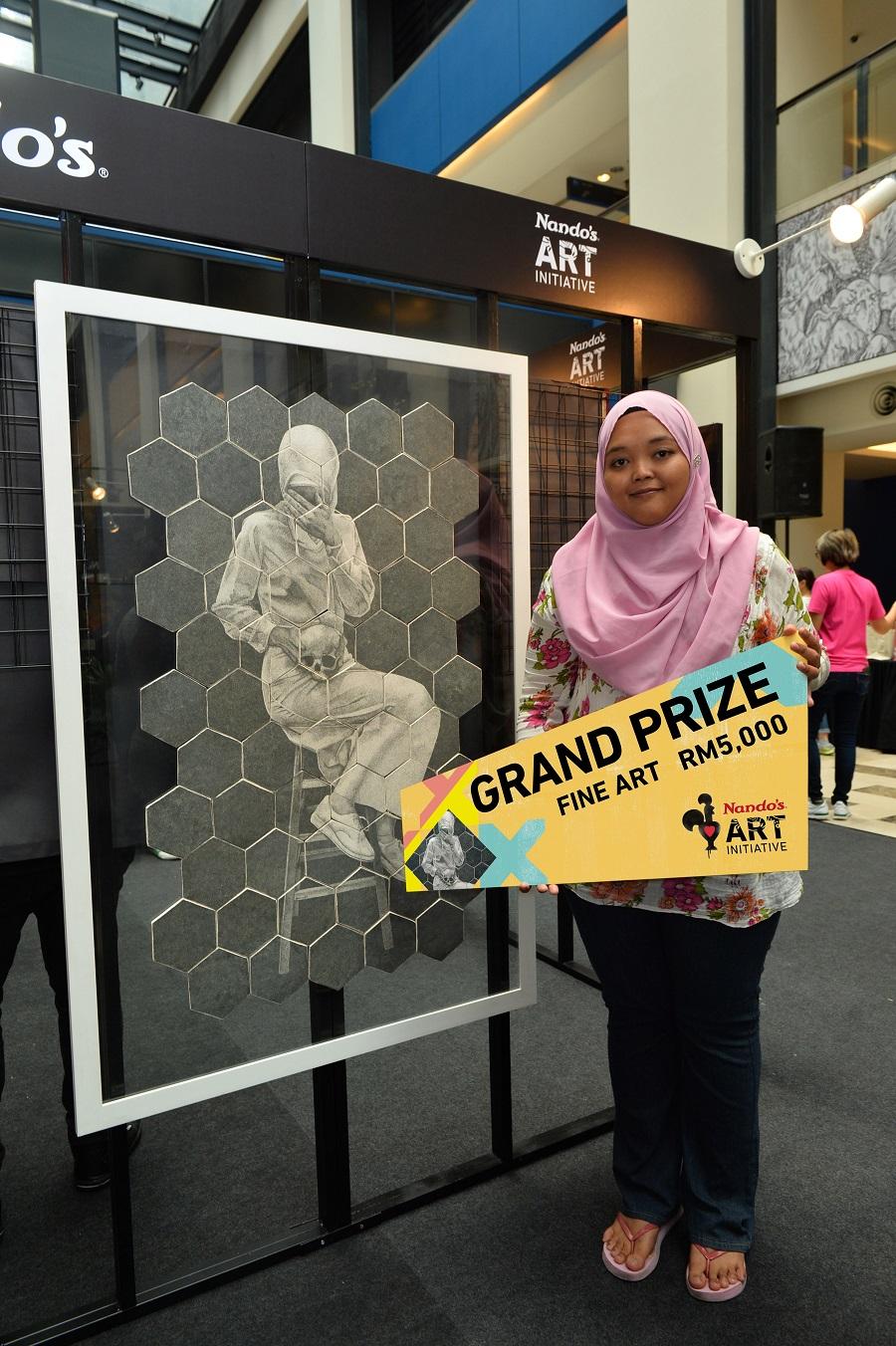 """Drama Tragedi"" karya  Siti Nor Hidayah Bt Mohamad Mokhtar"