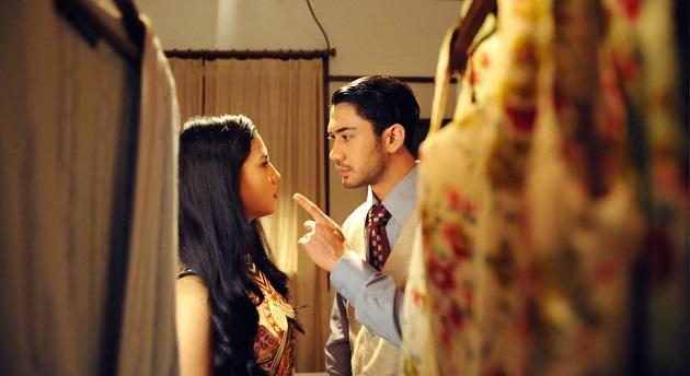 Hayati dan Aziz dalam filem Tenggelamnya Kapal Van Der Wijck