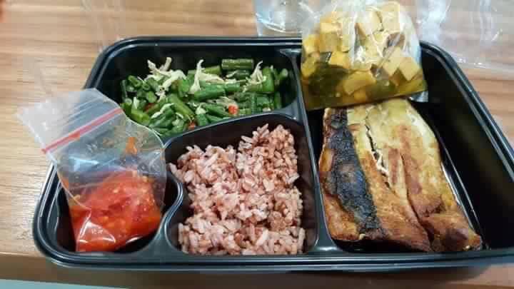 Inilah 6 Jadual Makan Dan Diet Saya Selama 3 Bulan Hingga Berjaya