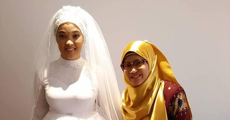 Majlis Perkahwinan Orang Melayu Capetown Ini Menarik Walaupun Simple