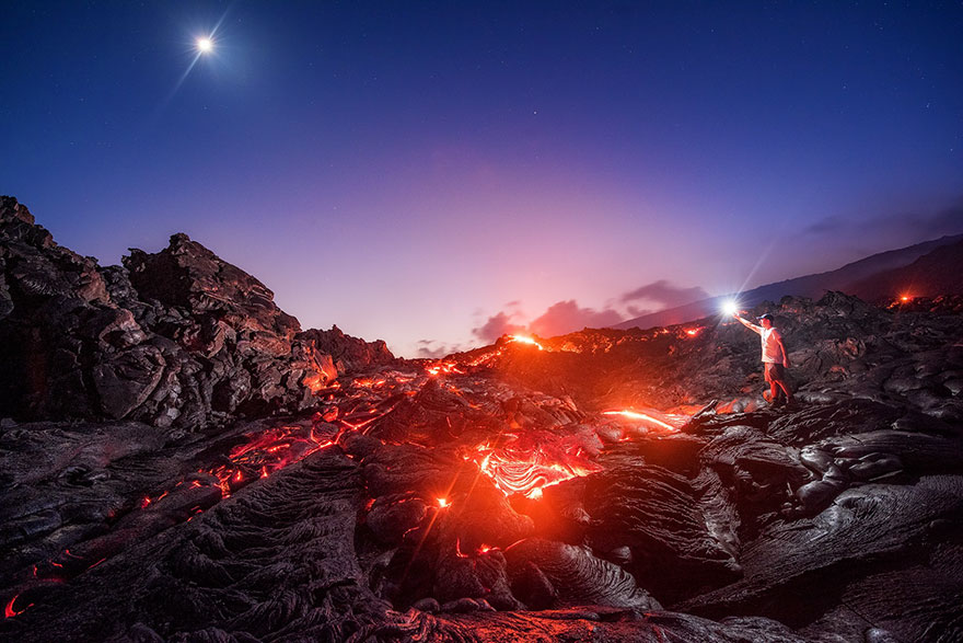 lava-milky-way-meteor-moon-mike-mezeul-ii-hawaii-1