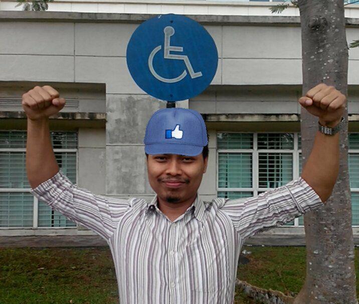 Penulis, Dr Kamarul Ariffin adalah seorang Pegawai Perubatan Rehabilitasi.