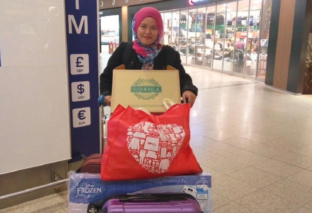 34164eb2942a 7 Tip Buat Duit Sambil Travel Melalui 'Personal Shopper'