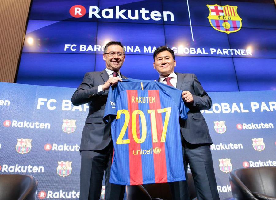fc_barcelona_announce_rakuten_shirt_sponsorship_deal