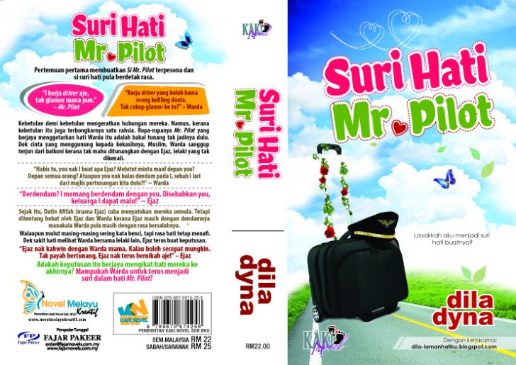 novel-suri-hati-mr-pilot