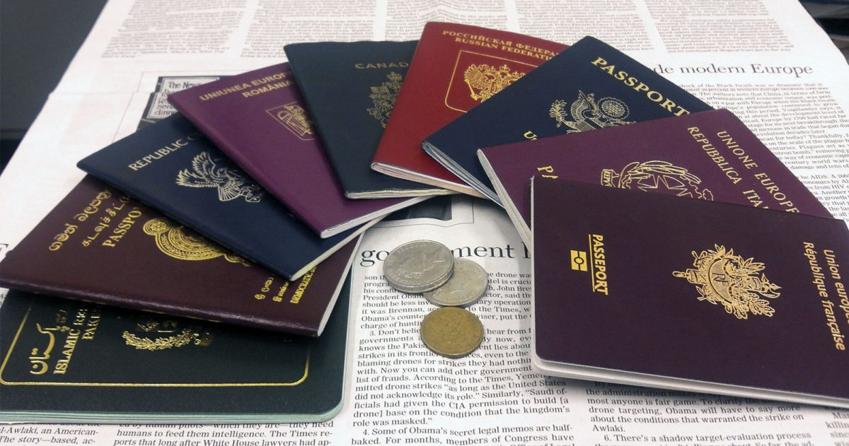 passport-various