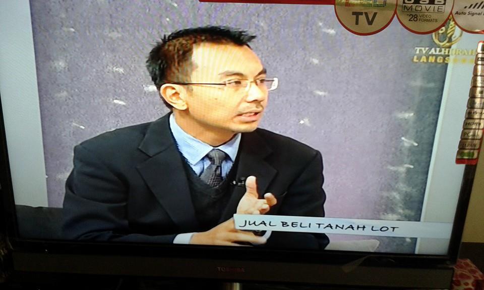 Penulis, Salkukhairi Abd Sukor adalah seorang peguam dan Presiden Persatuan Guaman Hartanah Malaysia (HartaGuam)