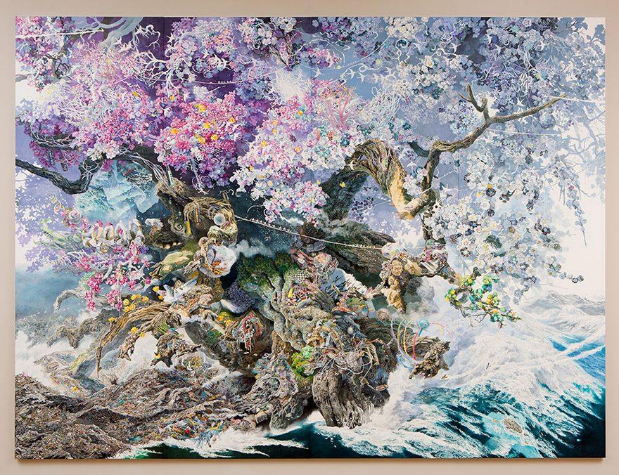 pen-ink-drawing-rebirth-manabu-ikeda-2