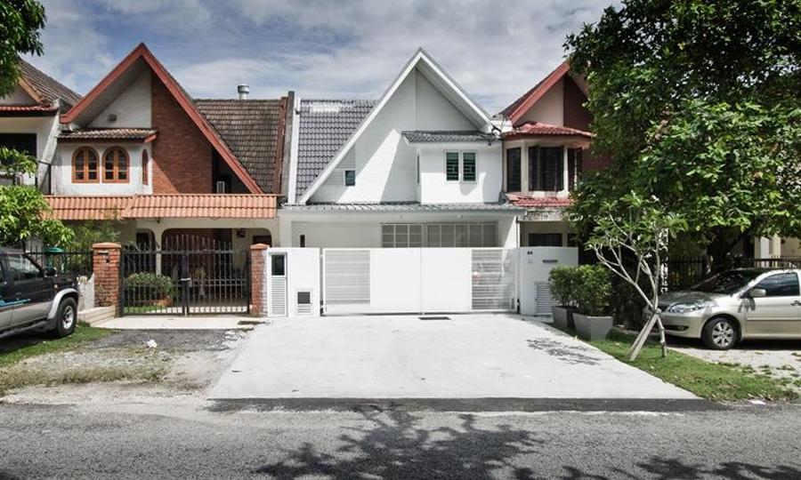 Gabungan Klasik Dan Moden Pada Rumah Teres Dua Tingkat Di Subang Jaya Ini Memang Awesome