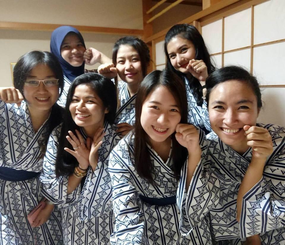 yukata-girls