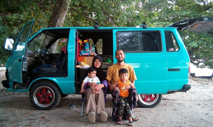 campervan malaysia