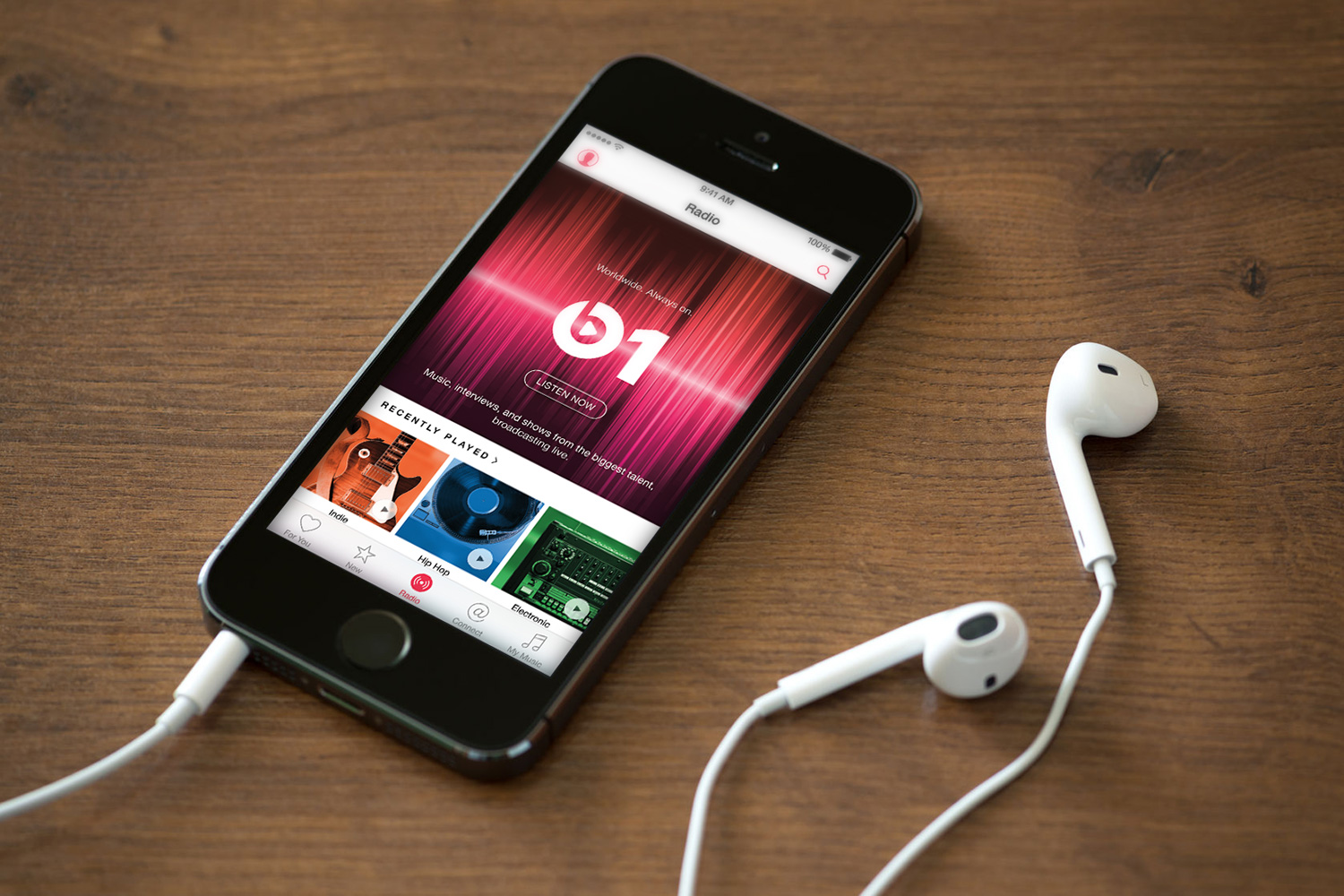 Apple-Music-phone