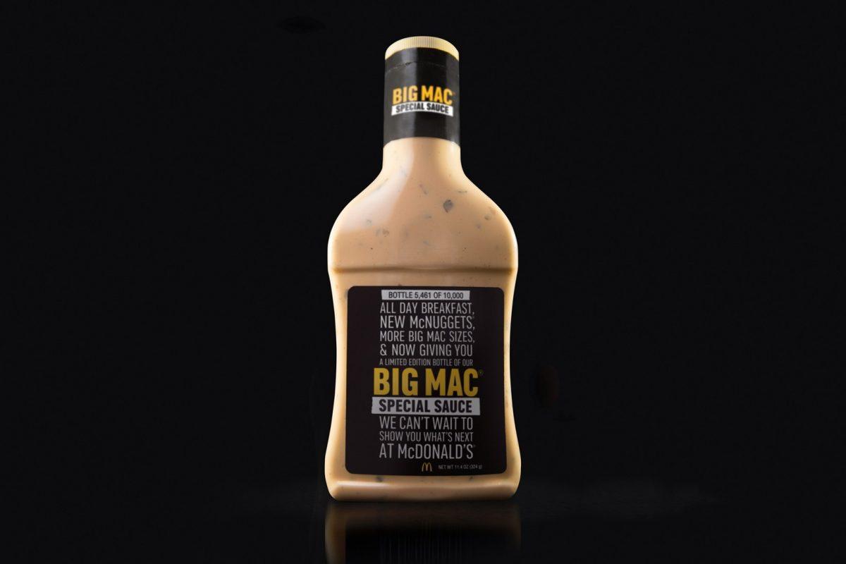 big mac souce