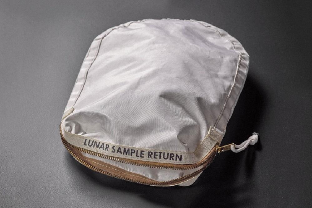 lunar sample bag