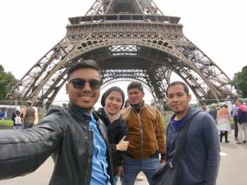 Travel Ke 6 Negara Eropah Cara Backpacker 9 Saya Susun Bajet Dan Itinerari