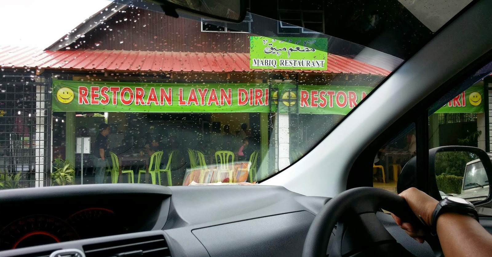 restoran mabiq