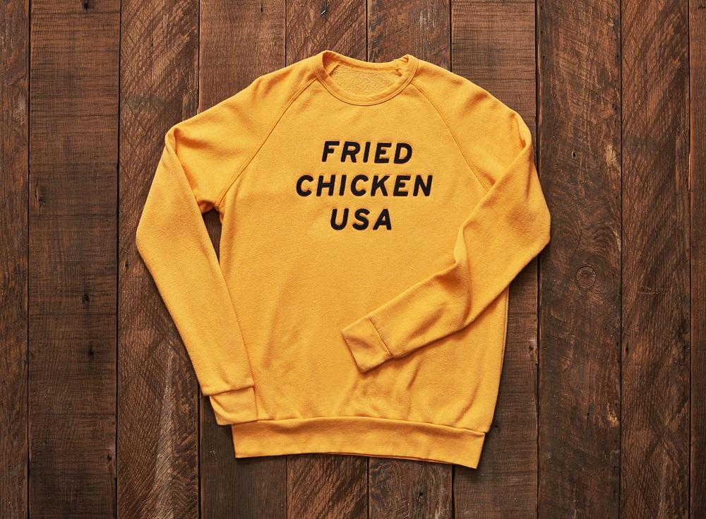 KFC baju
