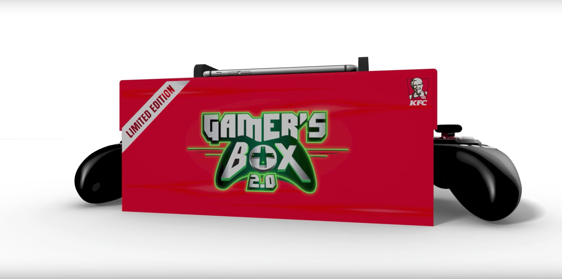 KFCgamers box