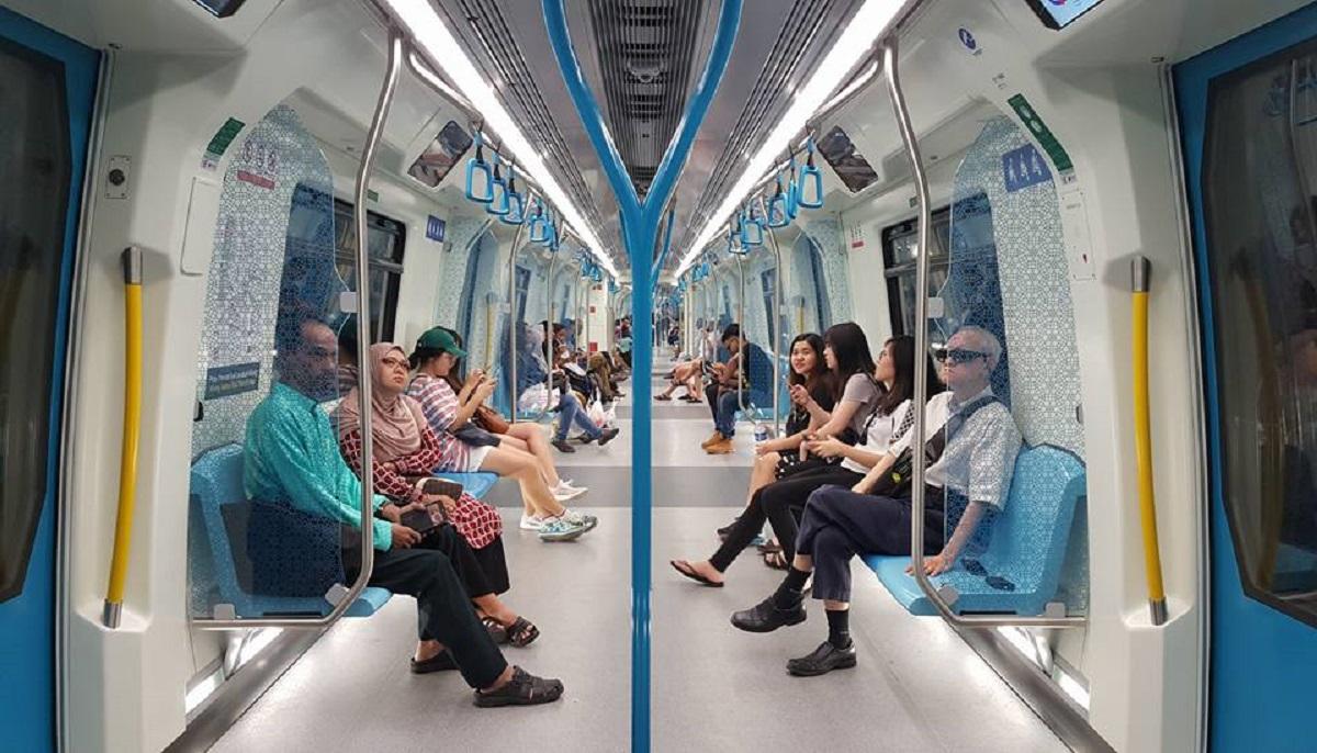 10 Peraturan Menaiki MRT Yang Harus Anda Tahu