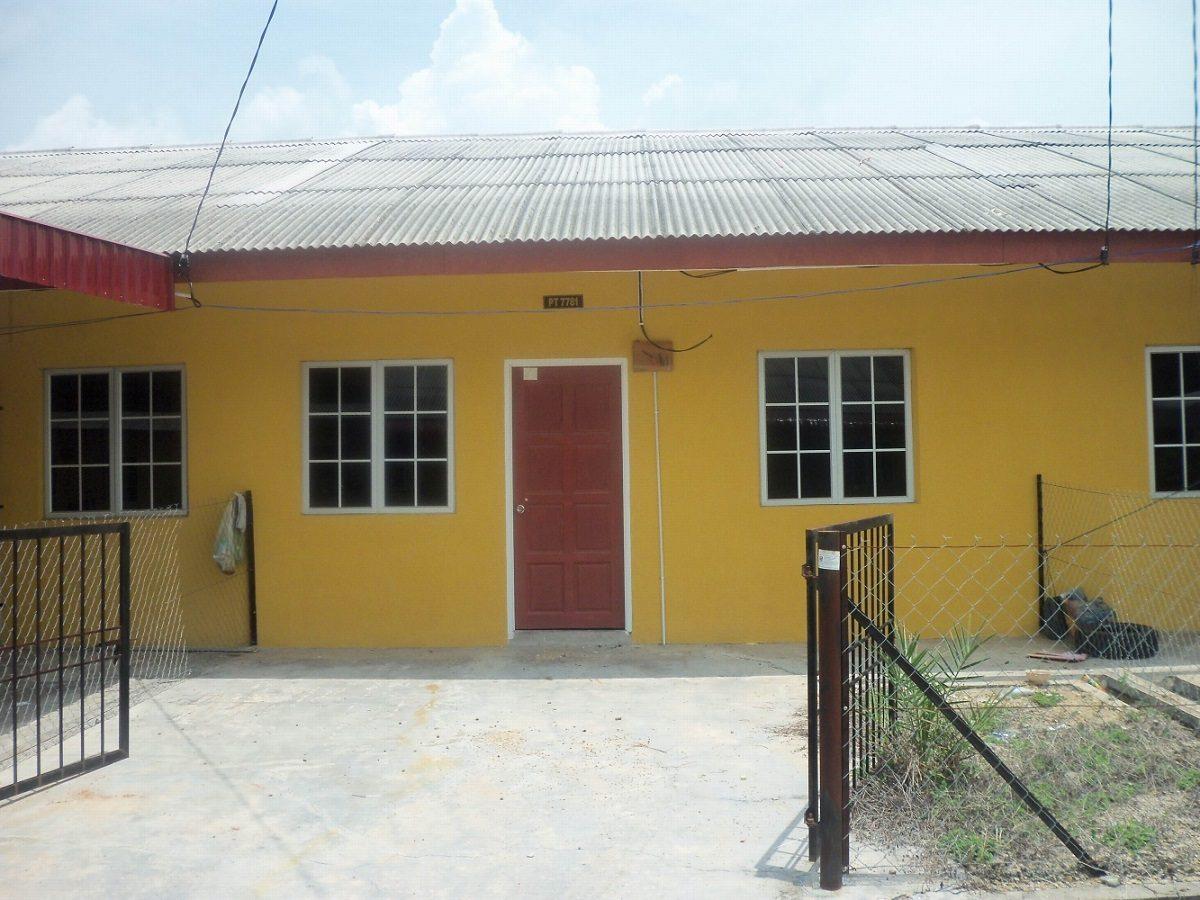 Rumah Kos Rendah