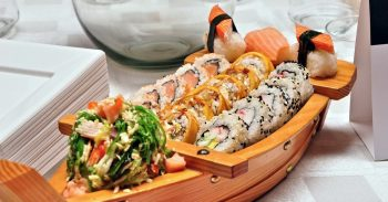 sushi jepun