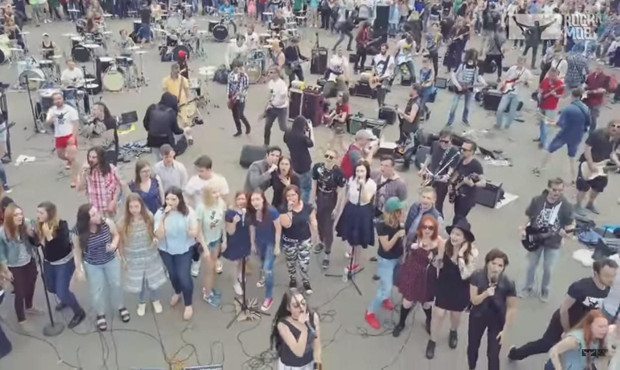 Rock Mob