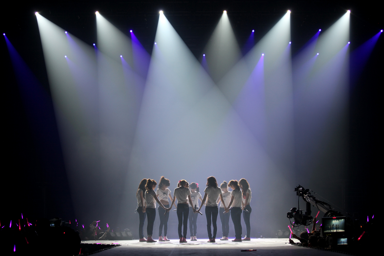 Girls' Generation 1st Asia Tour: Into the New World