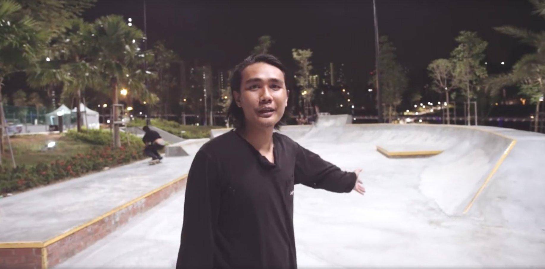SkatePark Bukit Jalil
