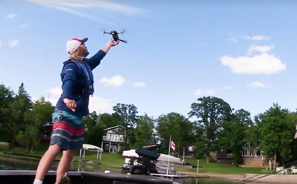 drone-untuk-memancing