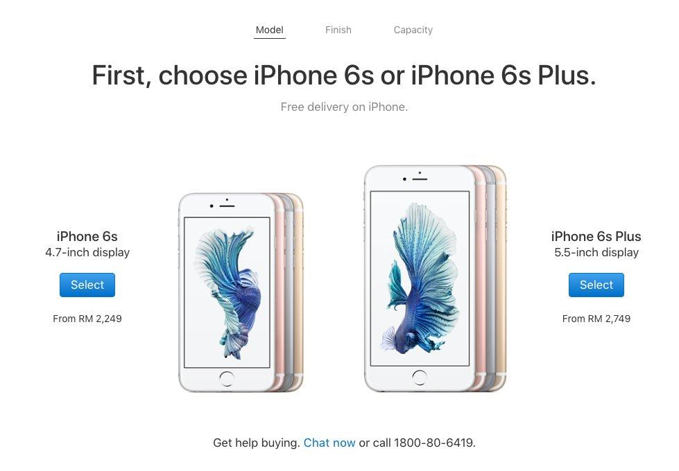 harga iphone 7 dan 6s