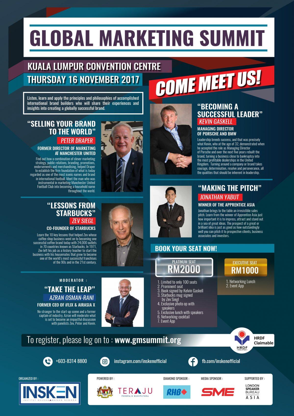 global marketing summit