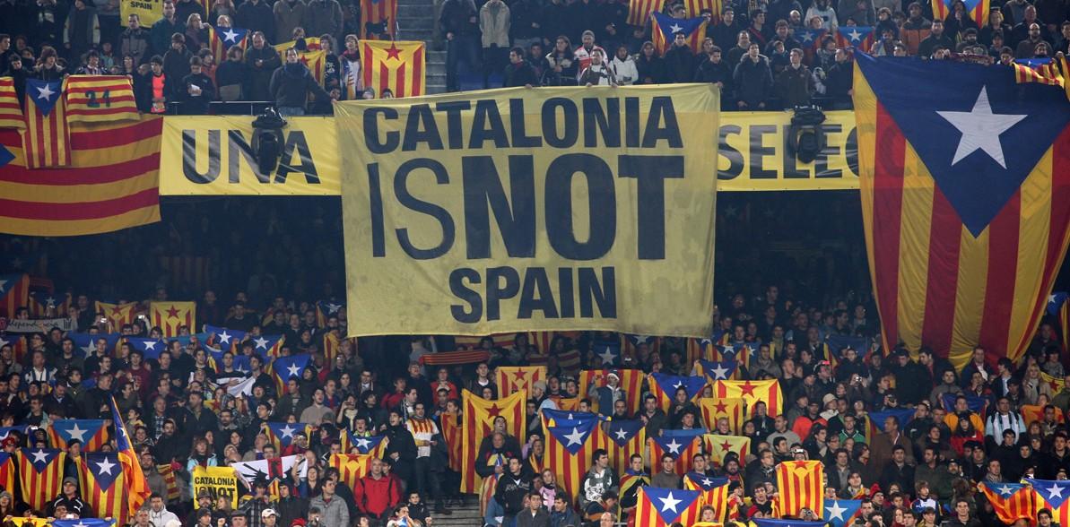 Catalonia cover