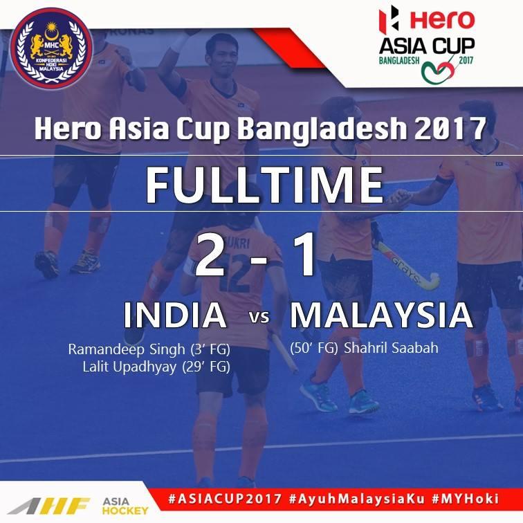 Hoki Piala Asia 2017