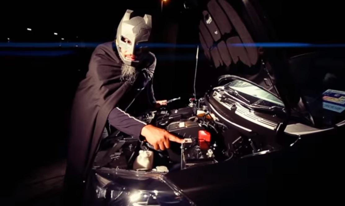 Myvi Batman