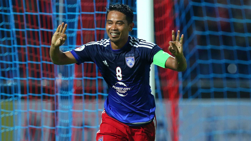 Image result for safiq rahim jdt