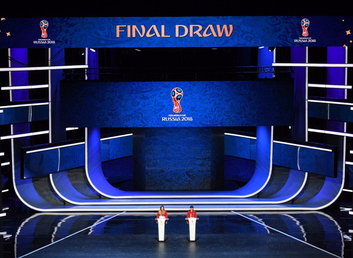 Undia Piala Dunia 2018