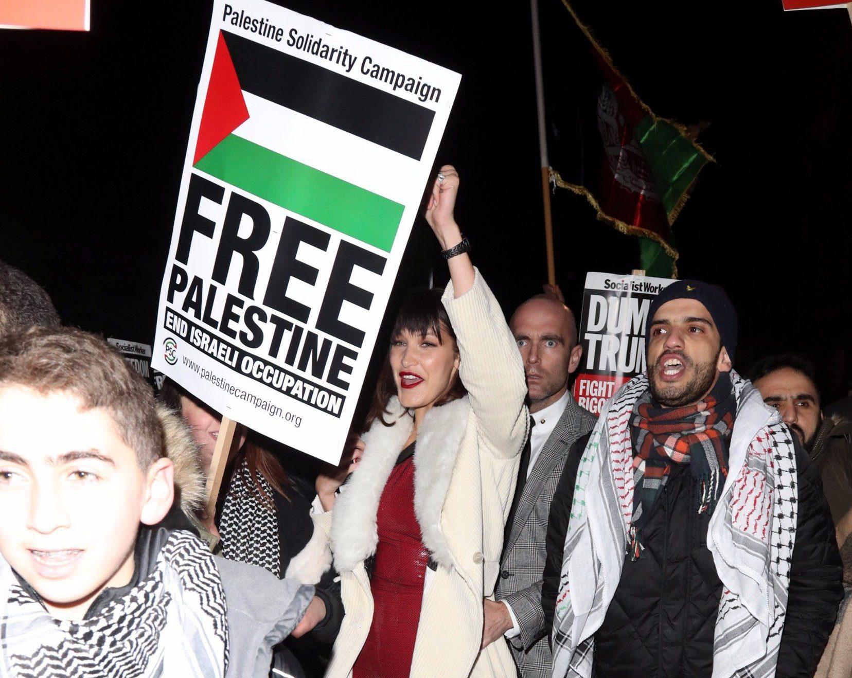 bella hadid palestine 2