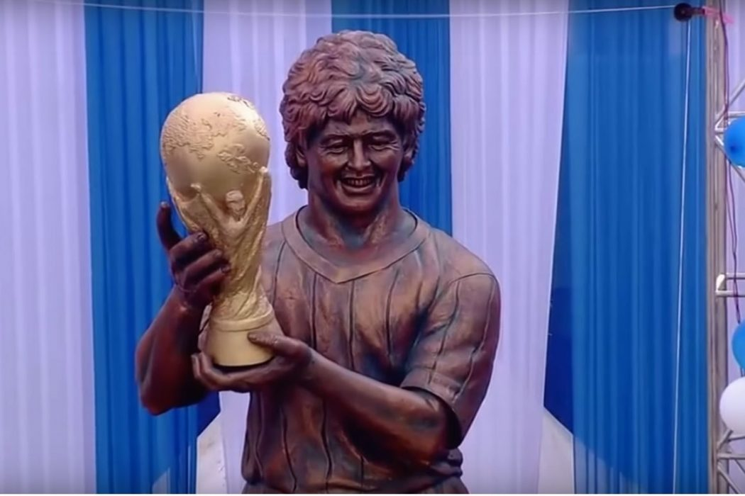 statue-diego-maradona-ridiculed-india-1
