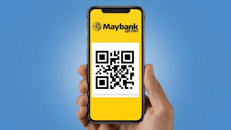 Maybank QR Pay