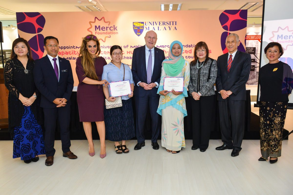 Photo 3 – Merck Award Winners
